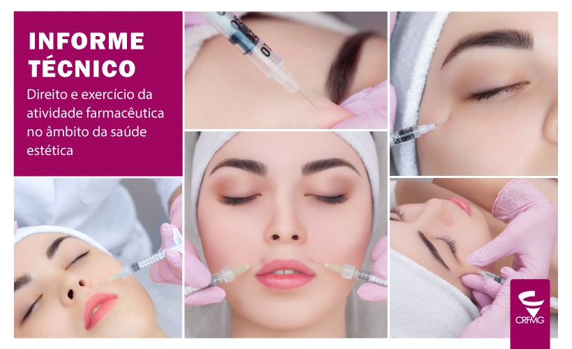 Direito e exercício da atividade farmacêutica no âmbito da saúde estética